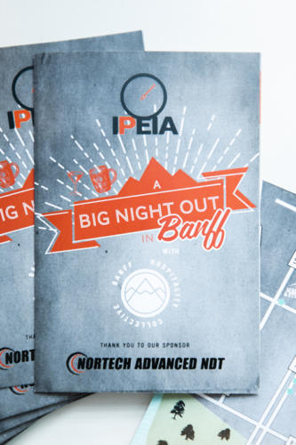 IPEIA 2020 Big Night Out in Banff